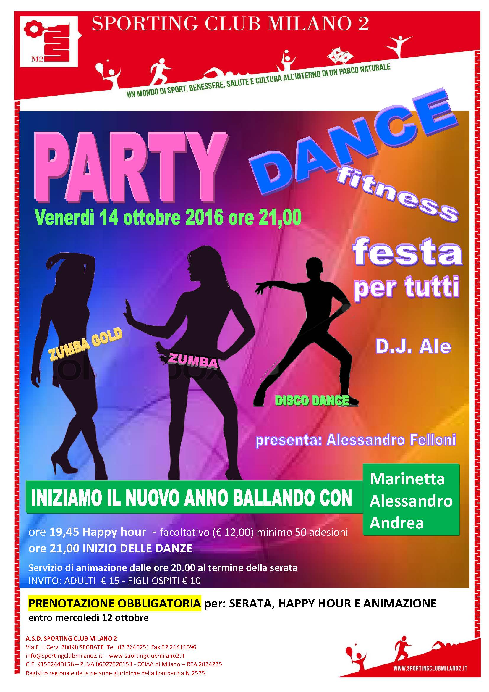 Party Dance Fitness