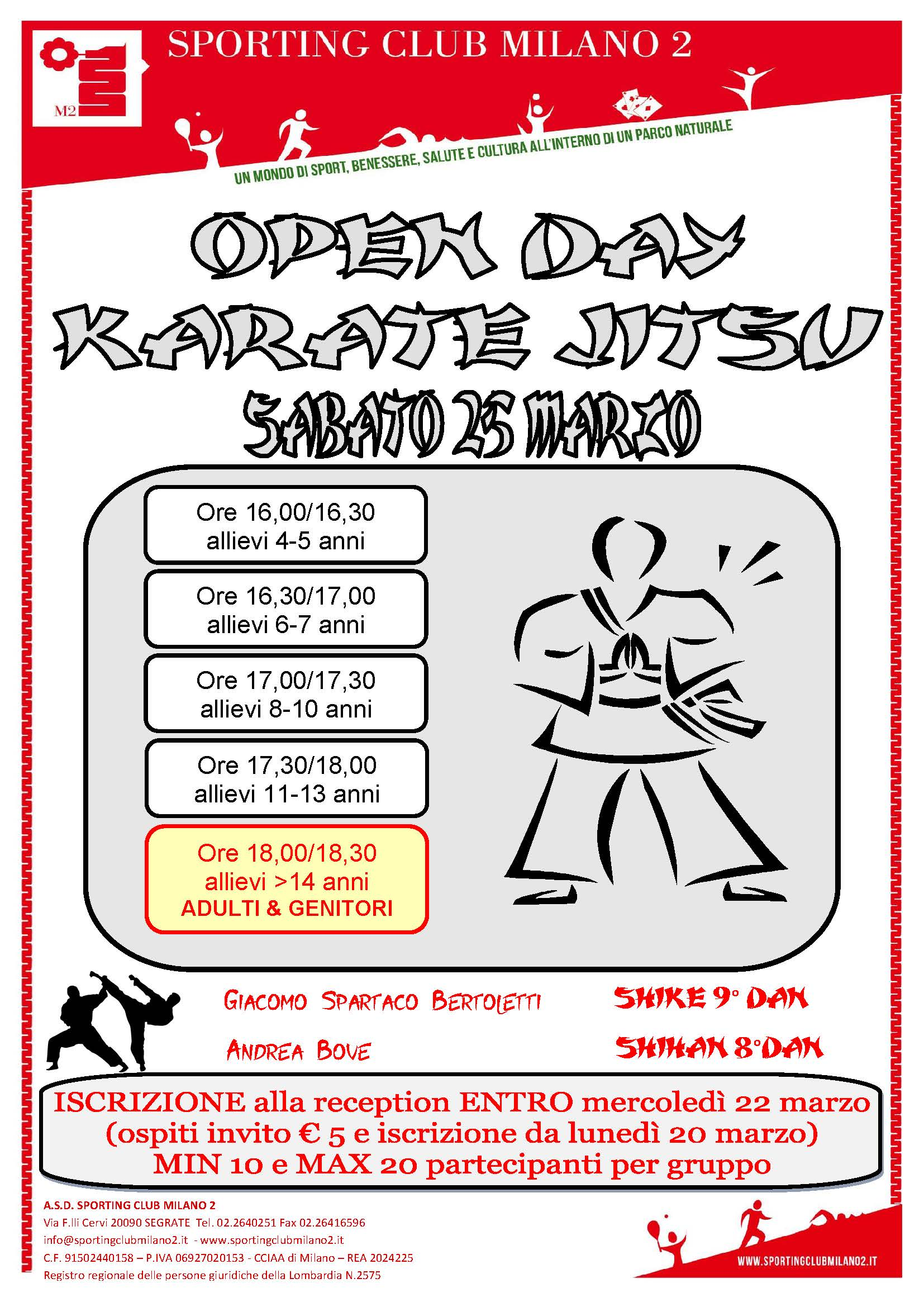 Open Day Karate
